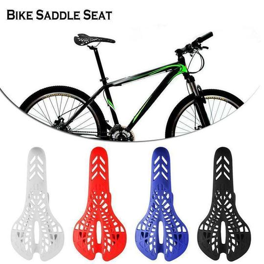 The Inbuilt Saddle Suspension-Ultra Light Cycling Bicycle Seat Saddle