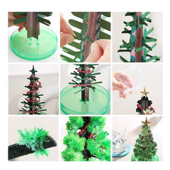 Magical DIY Christmas tree