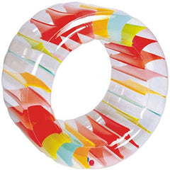 Colorful Inflatable Water Wheel Roller Float 36