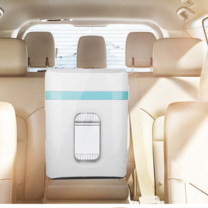 12L PORTABLE REFRIGERATOR LARGE CAPACITY COOLER AND WARMER FRIDGE BOX FOR CAR HOME