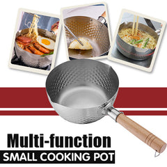🍲Multi-Function Small Cooking Pot - With It You Can Also Be A Gourmet