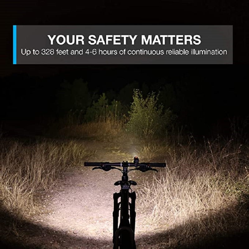 Bicycle Front And Tail Light - Your Safety Matters