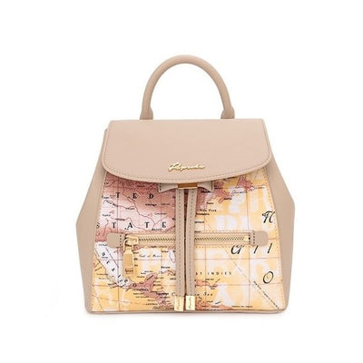 PAPRIKA Map Print Collection - Backpack
