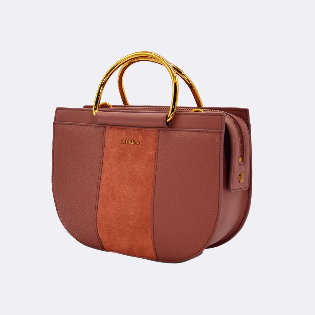 PAPRIKA Curve Collection - Saddle Bag
