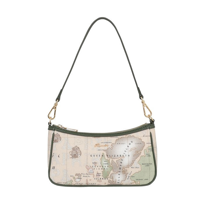PAPRIKA Map Print Collection - Mini Shoulder Bag