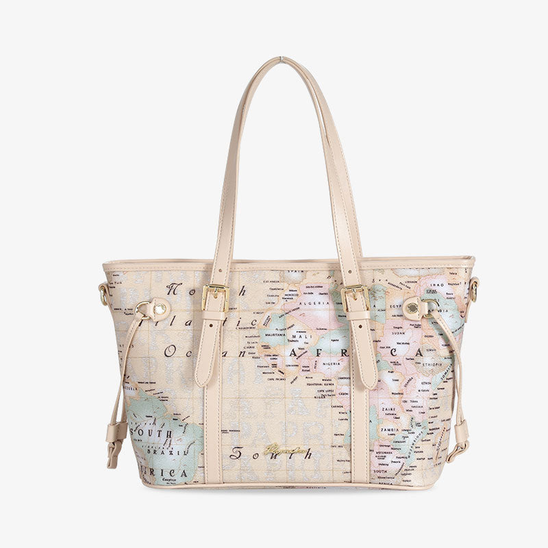 PAPRIKA Map Print Collection - Tote Bag