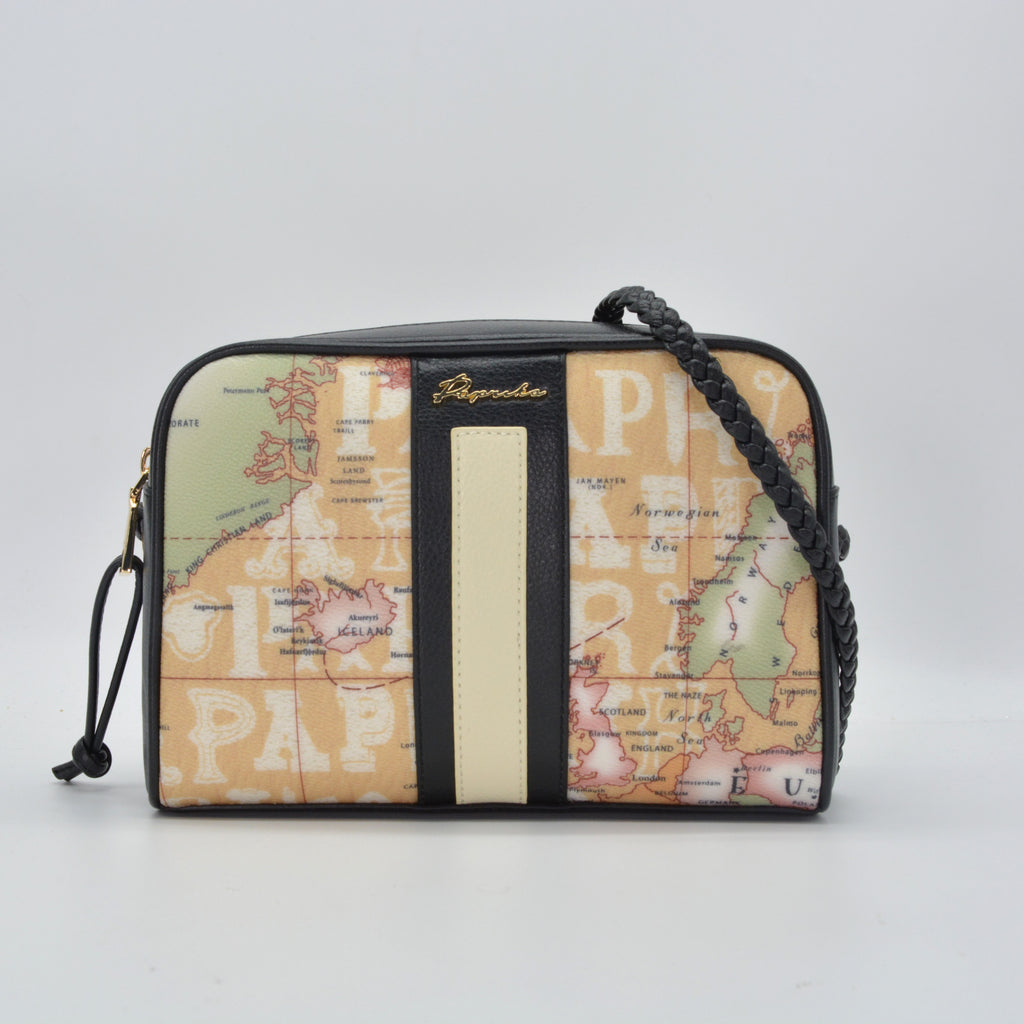 PAPRIKA Map Print Collection - Camera Bag