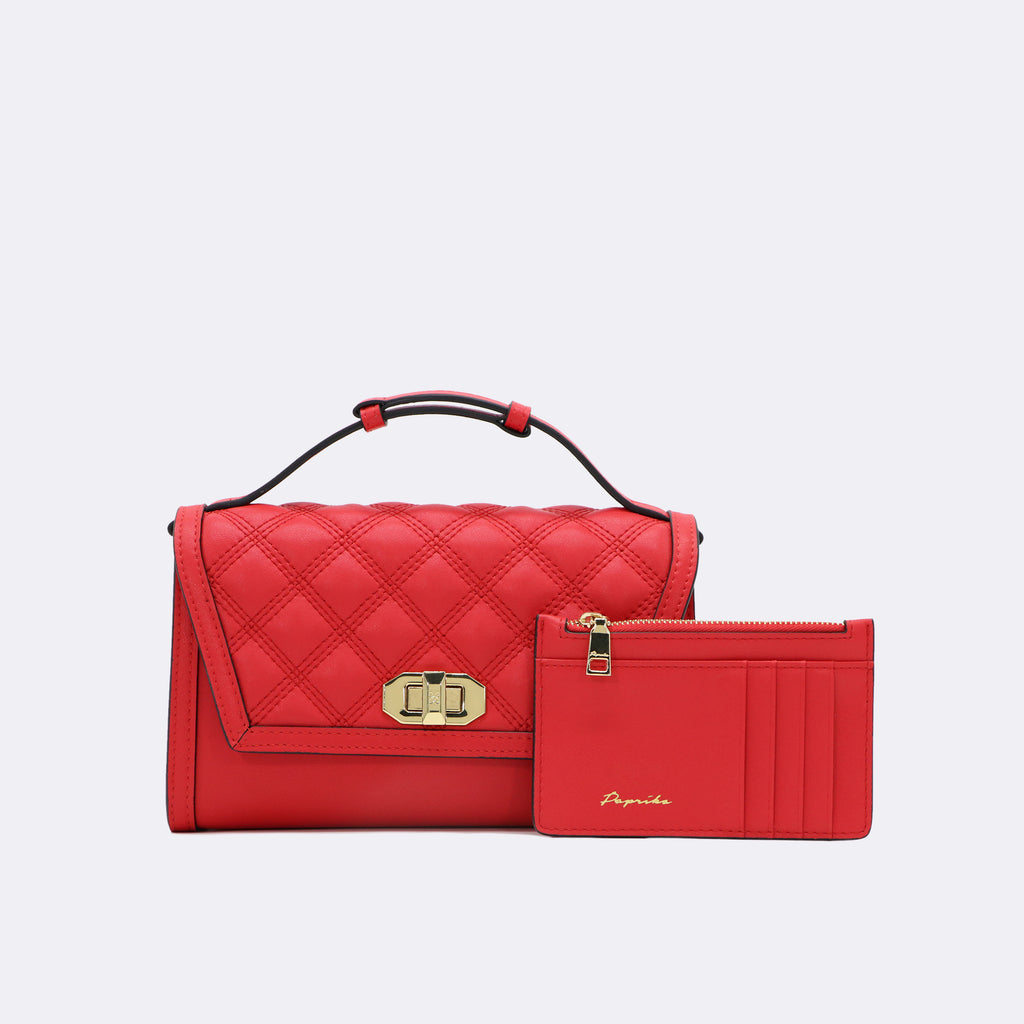 PAPRIKA Bold Collection - Muse Bag