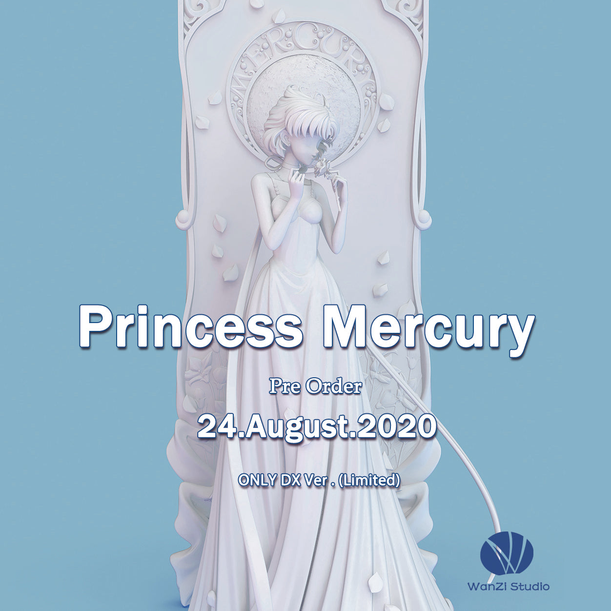 Princess Mercury DX GK Ver