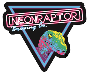 Neon Raptor Patch