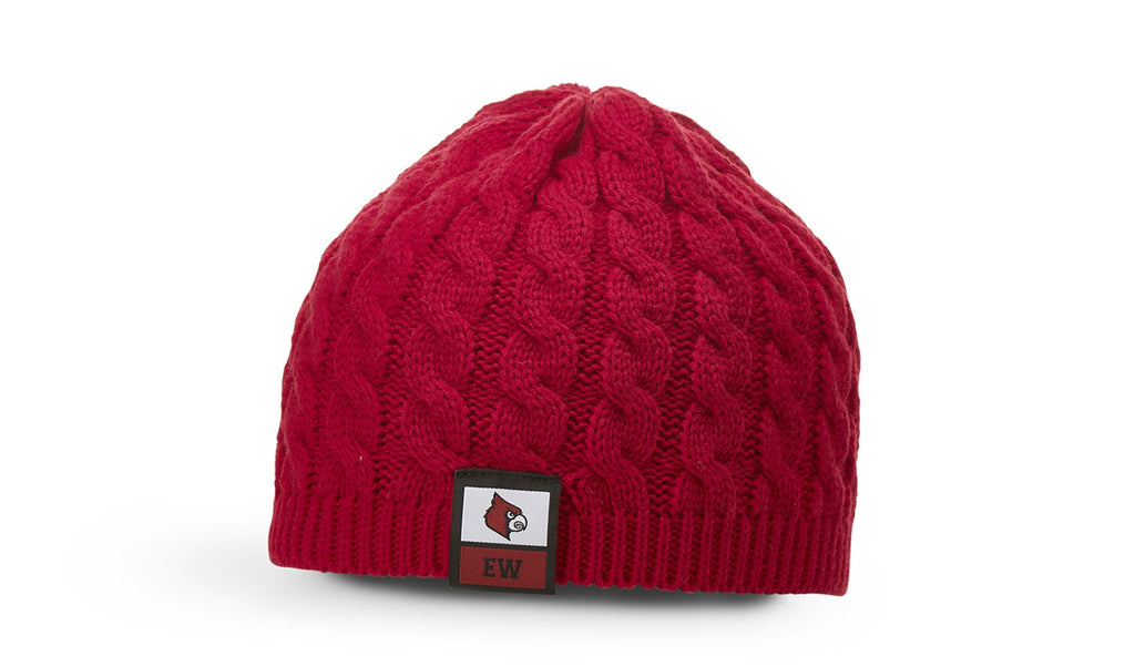 138 WOMEN'S CABLE KNIT BEANIE