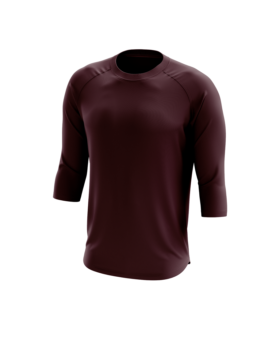 BA23 Baselayer HS Maroon