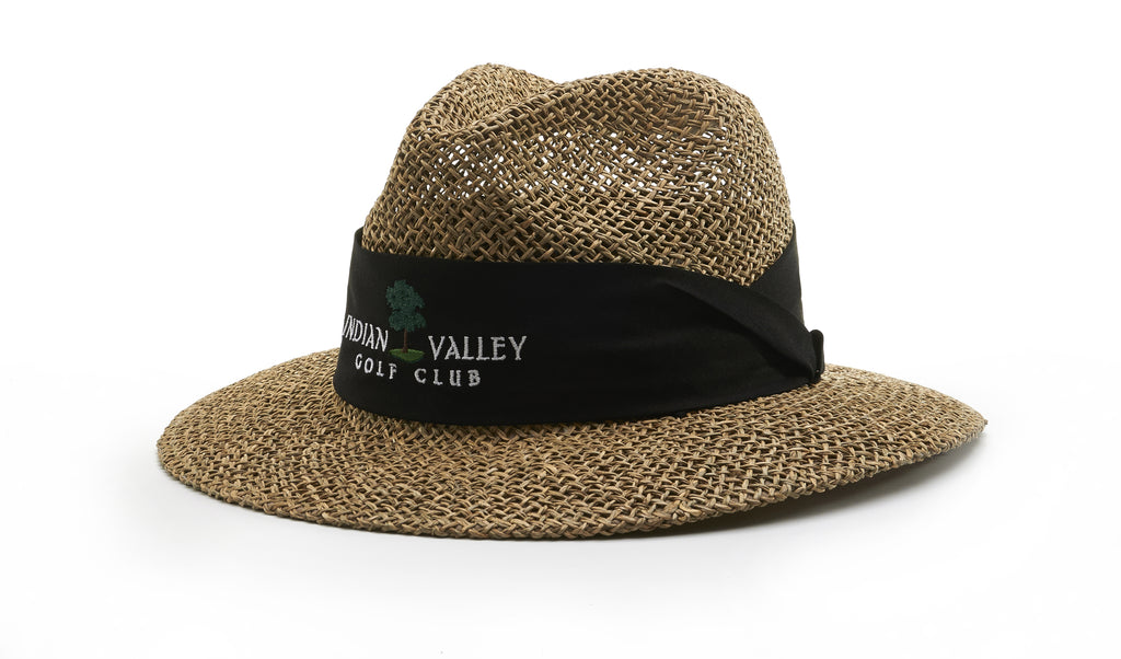 822 STRAW SAFARI HAT