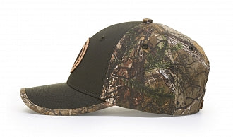 844 DUCK CLOTH FRONT W/ CAMO BACK