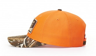 883 BLAZE CROWN W/ CAMO VISOR