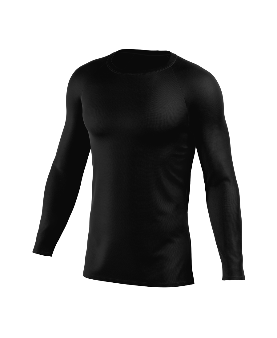 BA11 Baselayer LS Black