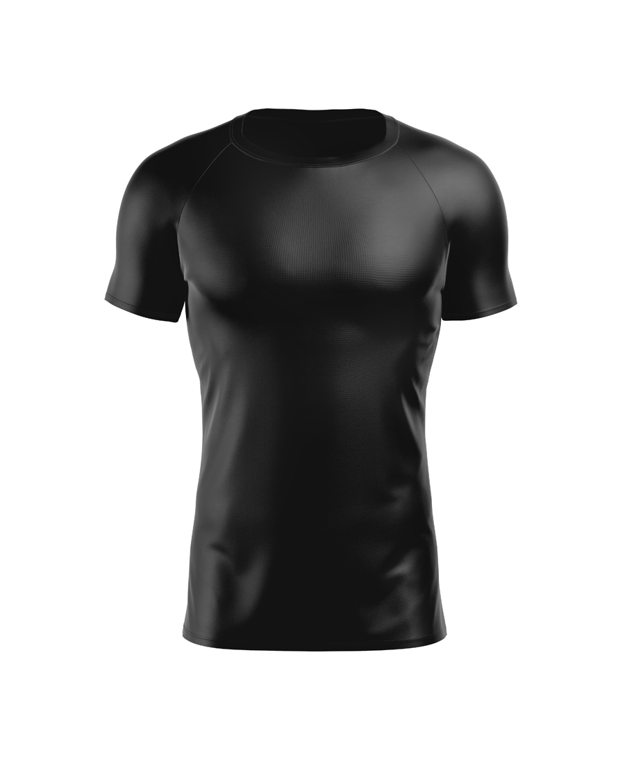 BA12 Baselayer SS Black