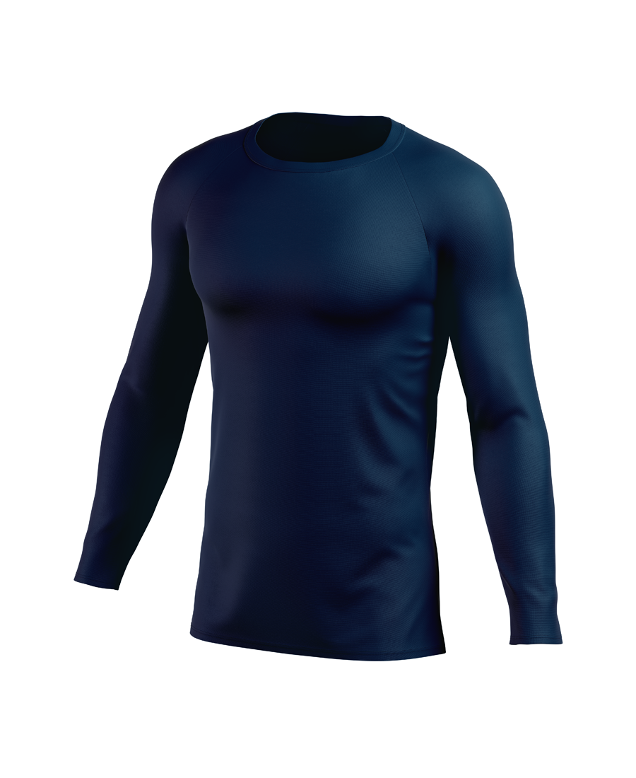 BA11 Baselayer LS Navy