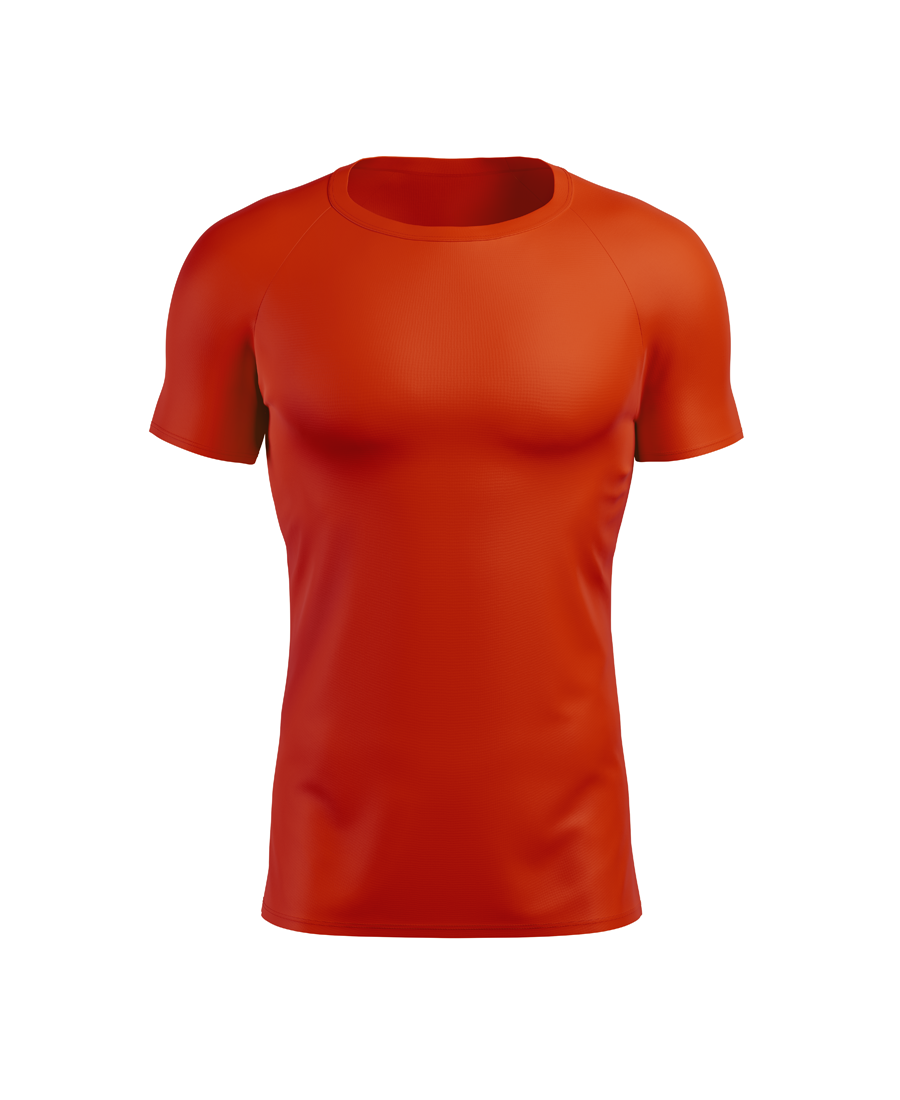 BA12 Baselayer SS Orange