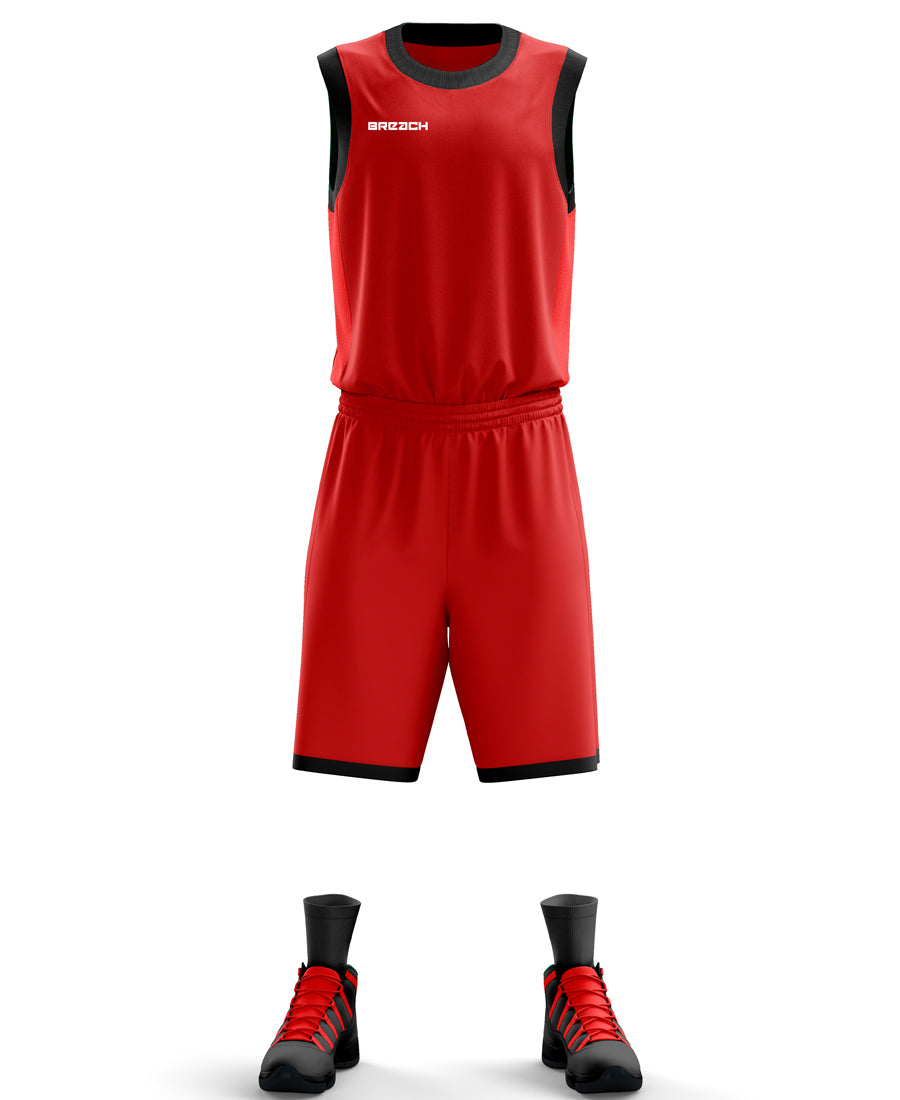 H1RDBK Men's Basketball Set