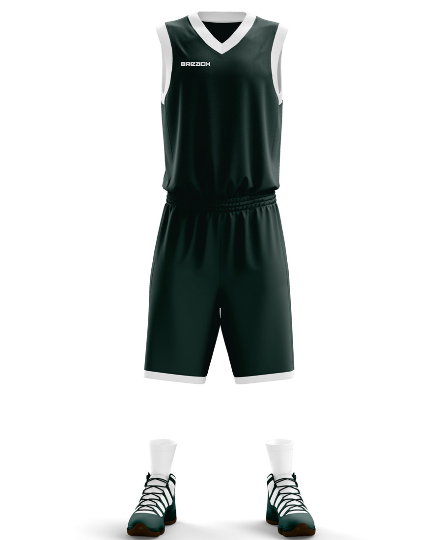 H1BKWH Men's Basketball Set