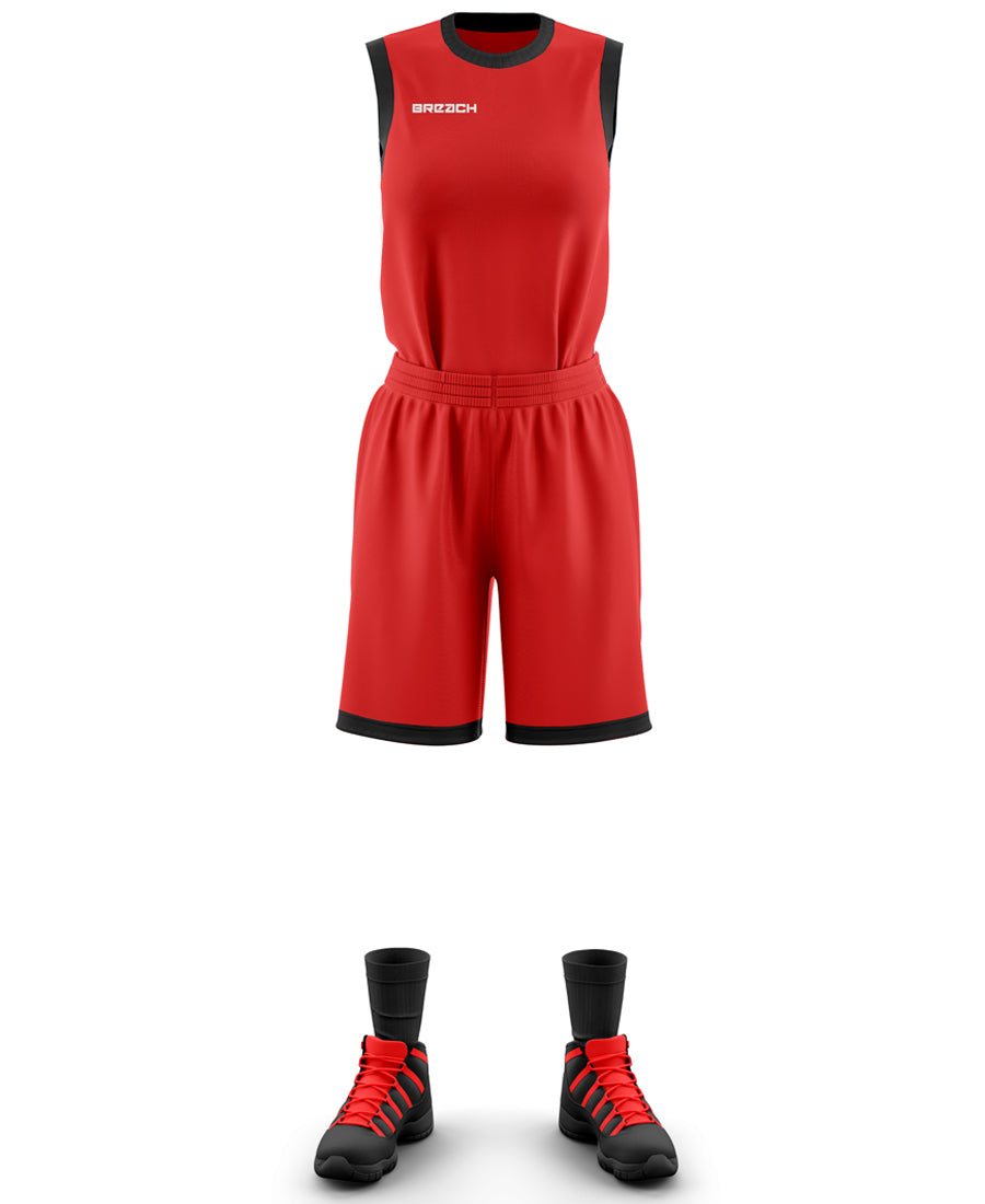 H1RDBK Women's Basketball Set