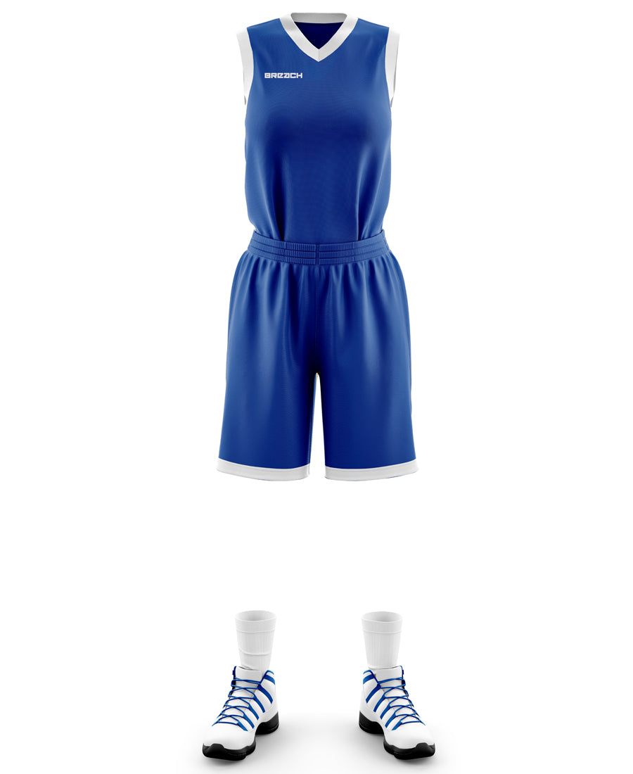 H1RLWH Women's Basketball Set
