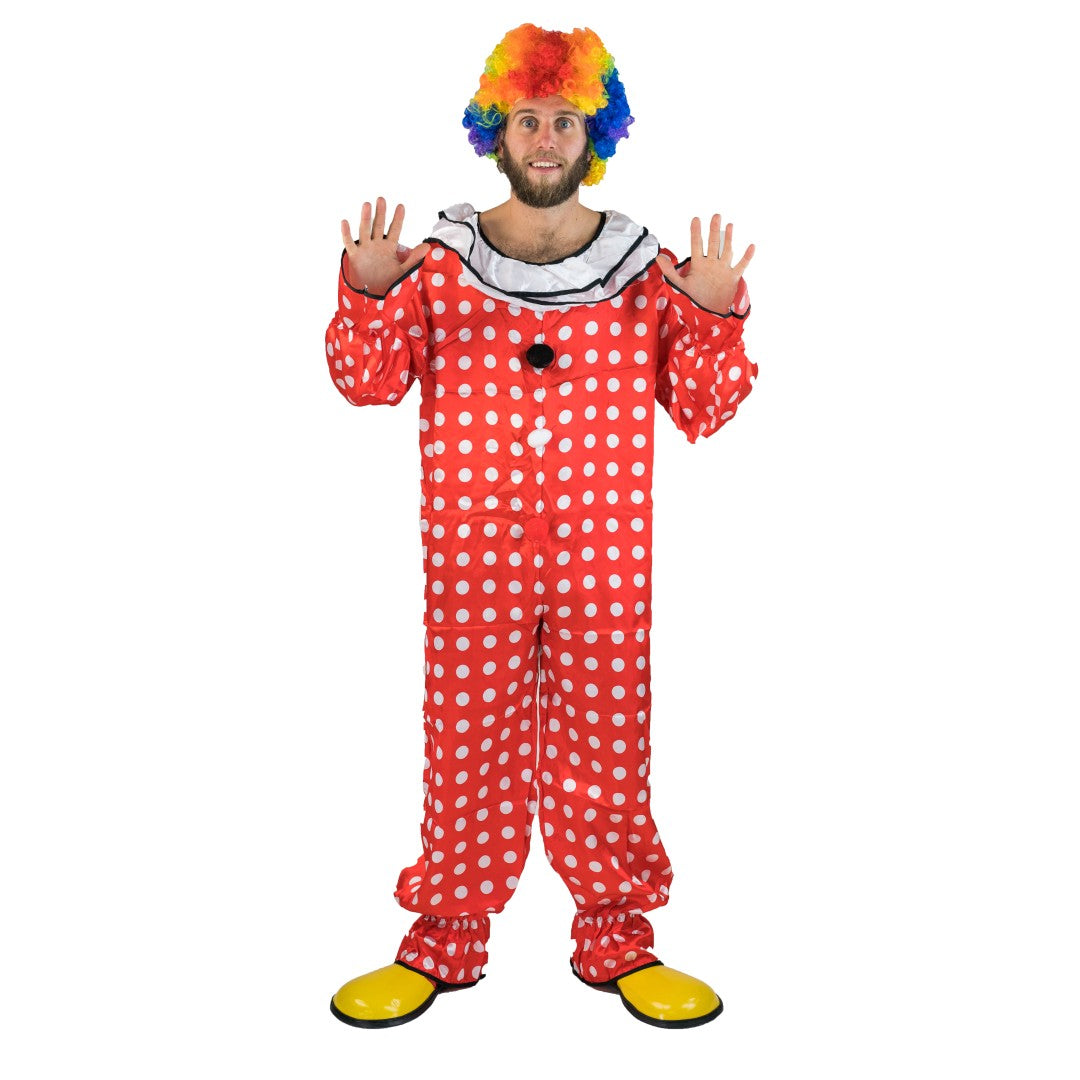 Costume da Clown per adulti