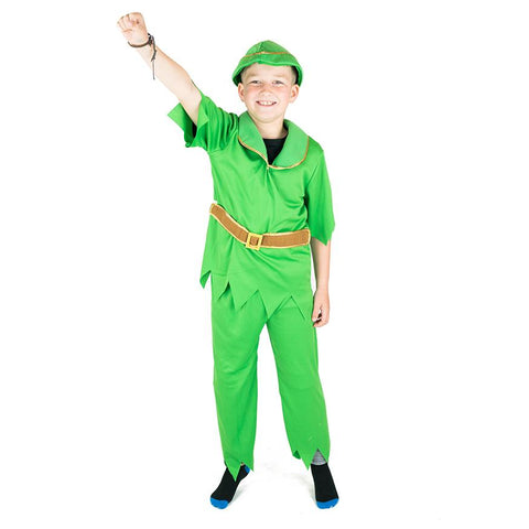 Costume da Peter Pan