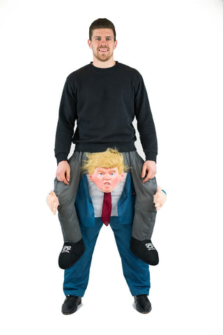 Costume Cavalcabile da Donald Trump