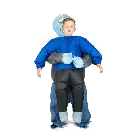 Costume Gonfiabile 'Lift You Up' da Zombie per Bimbi