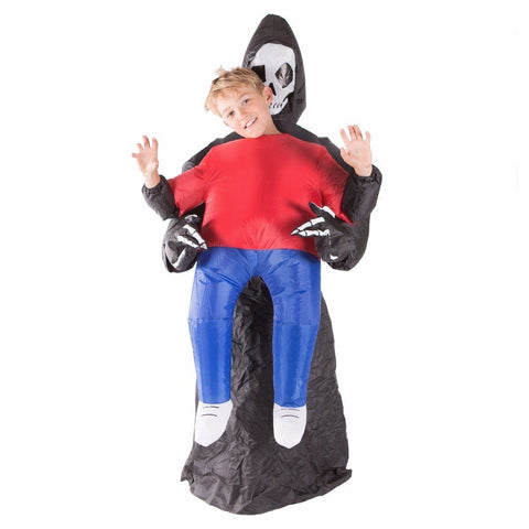 Costume Gonfiabile 'Lift You Up' da Triste Mietitore per Bimbi