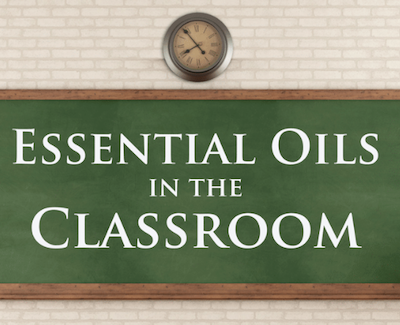 Essential Oils in the Classroom (Video)