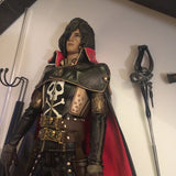 CAPTAIN HARLOCK HOT TOYS 1/6 FIGURE