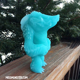 GLOW IN THE DARK- HAWGMAW BLANK ART TOY FIGURE (PRE-ORDER)