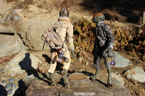 ARICEBO ALIEN- 1/6 DOLL
