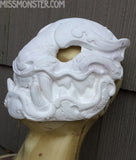 ORNATE PANTHER- DIY BLANK MASK PRE-ORDER