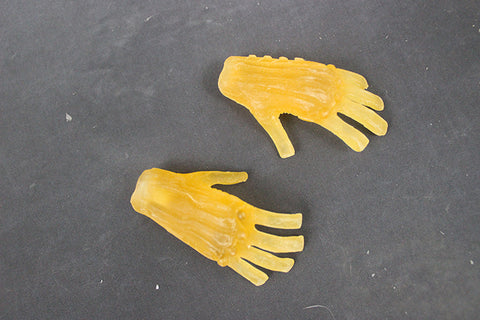 DOLL KIT PARTS- 1/6 ARICEBO ALIEN HANDS