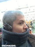 ROBOT EAR HEADPHONE DIY BLANK CASTS- ***PRE-ORDER***