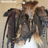 WASTELAND HARNESS CROW SKULL ARMOR