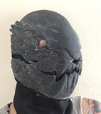 DUNKLEBEEST FLEXIBLE NEOPRENE MASK- ROUND 2
