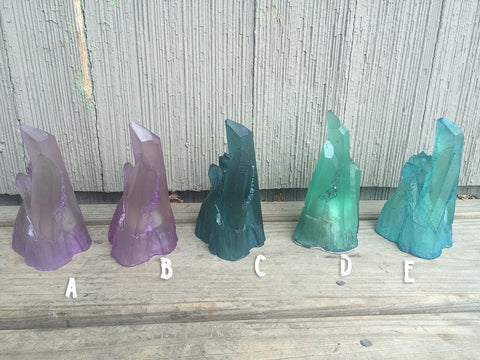 CAST CRYSTAL LIGHT-  SPIKE