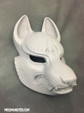 ROUND 2 **PRE-ORDER 6-8 WEEK SHIP TIME** BLANK FOX MASK