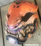 CUSTOM LISTING !!!!! PANTHER MASK BLANK PRE-ORDER- ONYX EDITION  ** 3-8 WEEK WAIT**