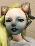 FAIRYLAND MINIFEE BJD- HORNS, WIG