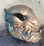 RESERVED- COPPER PANTHER MASK