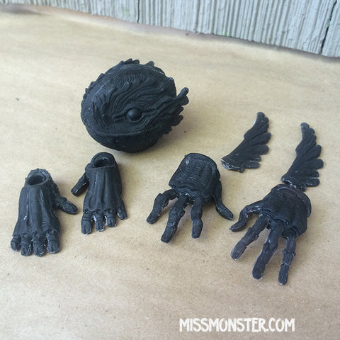 1/6 FIGURE - MONSTER CHARACTER DIY PARTS KIT