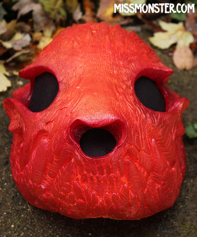 HATE WRAITH MASK- MAGMA COLOR
