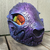 PURPLE IRIDECENT HATE WRAITH MASK- READY TO WEAR