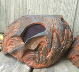 HATE WRAITH- RUST EFFECT MASK